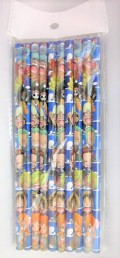ワンピース10色色鉛筆セット