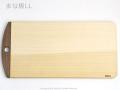 木工作家の冨田聡子の工房COCO(工房ココ)桜のまな板