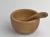 木工作家の木下直樹の木製子供食器「ベビー食器シリーズ」ウッドボウル(お椀)