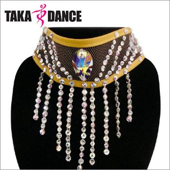 【タカ・ダンスファッション】オリジナルチョーカー