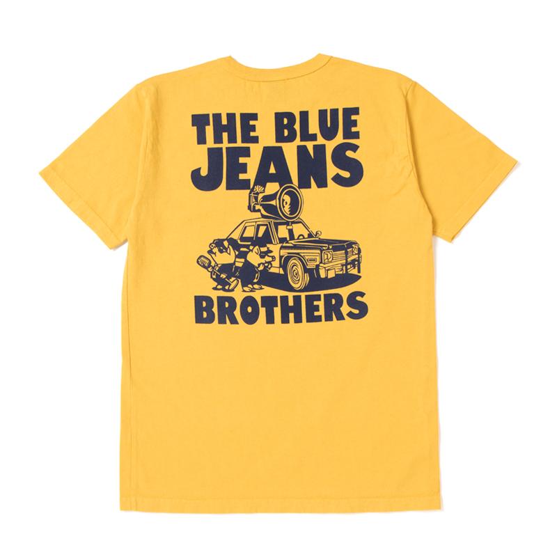 USAコットンプリントTシャツ【9996A】
