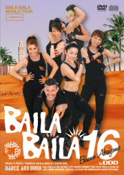 BAILA BAILA vol.16���� Besame Abrasame��