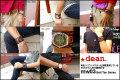 ハリウッドスターも愛用するLAブランド★deanの腕時計(mw03_tan)
