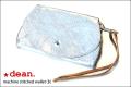 ★dean. wal01(b) machine stitched wallet