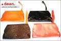 ★dean. wal01(a) machine stitched wallet