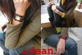 ハリウッドスターも愛用するLAブランド★deanの腕時計(ww06) シリーズ