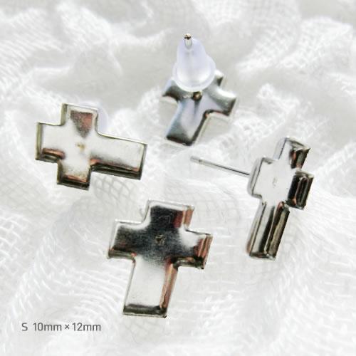 dg-stpi04 ピアス 十字 クロス
