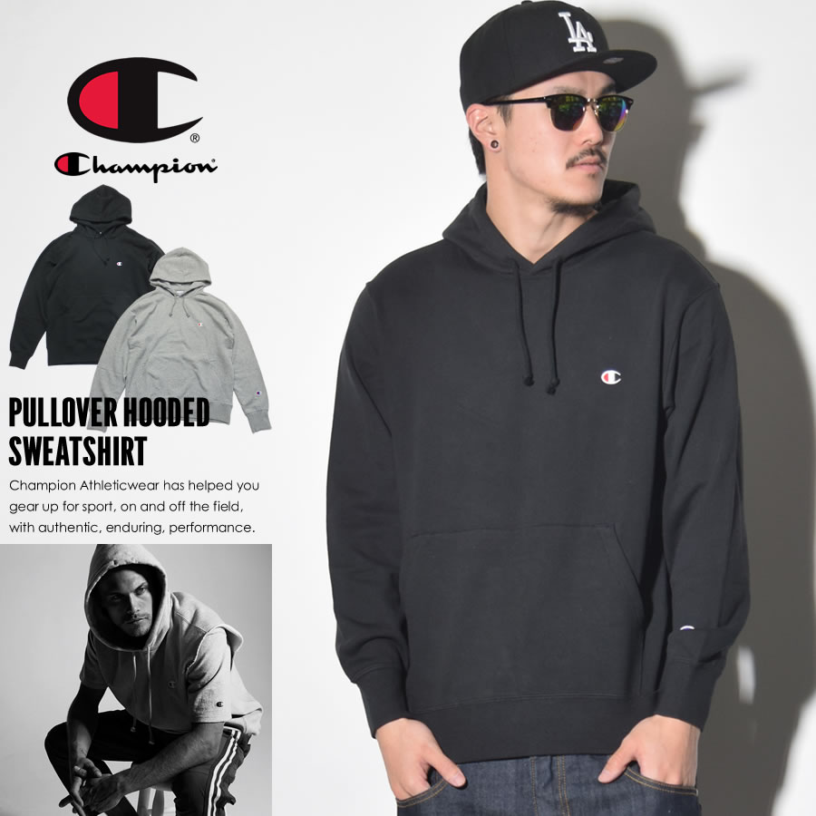 Champion チャンピオン プルオーバーパーカー PULLOVER HOODED SWEATSHIRT C3-C118 7V1056