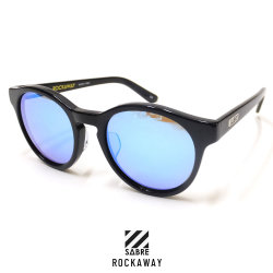 SABRE セイバー サングラス ROCKAWAY BLACK/BLUE MIRROR (SV231-126J)