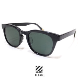 SABRE セイバー サングラス BELAIR BLACK GLOSS/GREEN (SS7-501B-GRN-J)