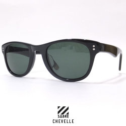 SABRE セイバー サングラス CHEVELLE BLACK GLOSS/GREEN (SS8-501B-GRN-J)