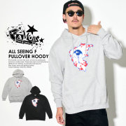 FAMOUS STARS AND STRAPS フェイマススターズアンドストラップス プルオーバーパーカー ALL SEEING F PULLOVER HOODY FM03160080 6V5015