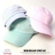 DIAMOND SUPPLY CO. ダイヤモンドサプライ ローキャップ MICRO BRILLIANT SPORTS HAT B17DMHZ02 7V3253