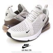 NIKE ナイキ シューズ AIR MAX 270 LIGHT-BONE/BLACK/SEPIA-STONE (AH8050-007)