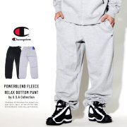 CHAMPION チャンピオン スウェットパンツ POWERBLEND FLEECE RELAX BOTTOM PANT P0894