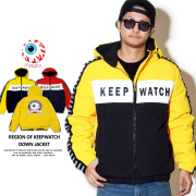 MISHKA ミシカ ダウンジャケット REGION OF KEEP WATCH DOWN JACKET MAW180701