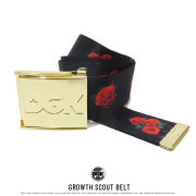 DGK ディージーケー ベルト GROWTH SCOUT BELT ABT-1001