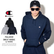 CHAMPION チャンピオン プルオーバーパーカー TRAINING PULLOVER SWEAT PARKA C3-LS151