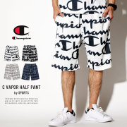 CHAMPION チャンピオン ハーフパンツ TRAINING C VAPOR HALF PANT C3-PS510