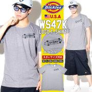 14a121687e DICKIES ディッキーズ Tシャツ メンズ 半袖 大きいサイズ ロゴ WS47K DKTT008