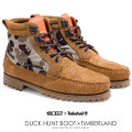 10DEEP テンディープ コラボ ブーツ DUCK HUNT BOOT ×TIMBERLAND TB0A14QD 5V8090