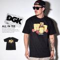 DGK ディージーケー 半袖Tシャツ ALL IN TEE DT-3376 6V4003