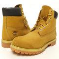 TIMBERLAND ティンバーランド ブーツ 6IN PREMIUM BOOT WHEAT-NB TB010061 6V6084