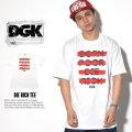 DGK ディージーケー 半袖Tシャツ DIE RICH TEE DT-3527 7V1399