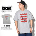 DGK ディージーケー 半袖Tシャツ DIE RICH TEE DT-3528 7V1400