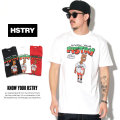 HSTRY ヒストリー 半袖Tシャツ KNOW YOUR HSTRY S/S TEE HY-41812 7V1410
