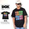 DGK ディージーケー 半袖Tシャツ POP TEE DT-3579 7V1456