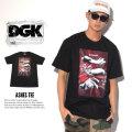 DGK ディージーケー 半袖Tシャツ ASHES TEE DT-3585 7V1461