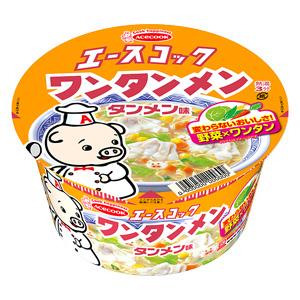ワンタンメンどんぶり タンメン味12食 ケース販売
