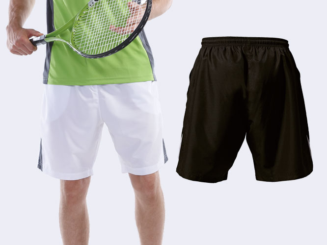【Wundou】 ベーシックテニスパンツ #P1780