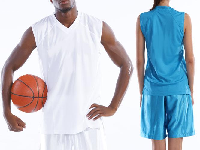 【Wundou】 ベーシックバスケットシャツ #P1810