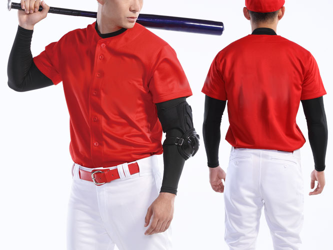 【Wundou】 ベーシックベースボールシャツ #P2700