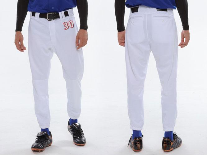 【Wundou】 ベーシックベースボールパンツ #P2750