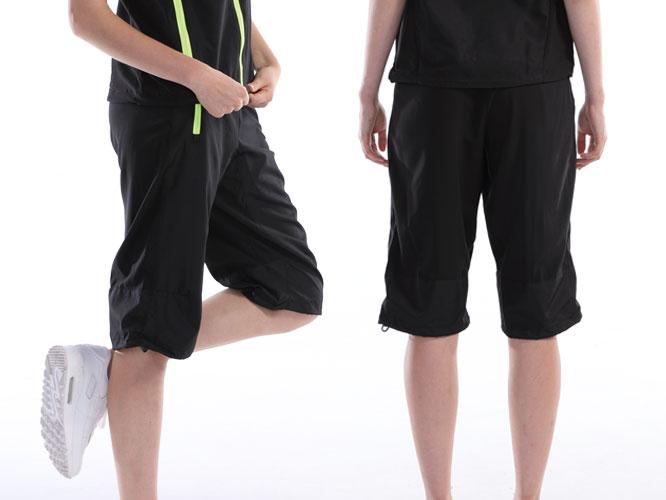 【Wundou】 ランニングミッドカットパンツ #P4070