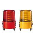 パトライト(PATLITE) LED流動表示灯 KLE-100 AC100V Ф162 防滴(AC200Vお選びいただけます。色:赤or黄) 送料無料