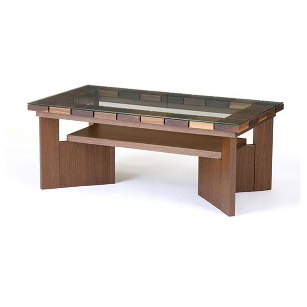 【大川家具】コット 95 リビングテーブル(レグナテック クラッセ)