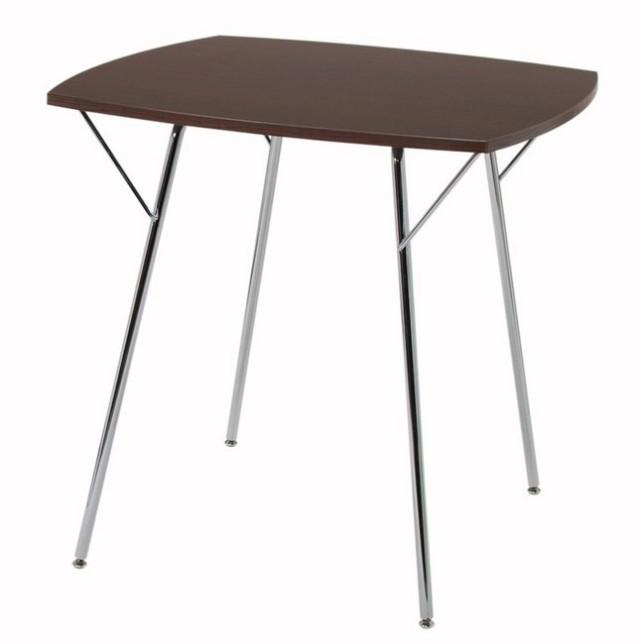 【送料無料】 新居猛デザイン!おしゃれな折りたたみダイングテーブル