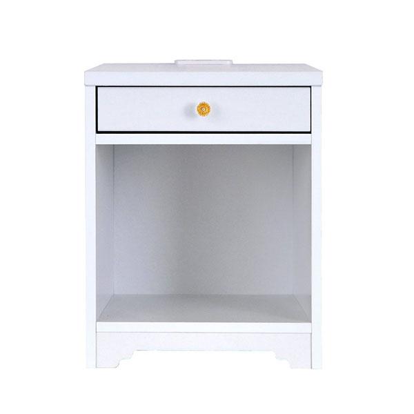 【送料無料】 姫系デザイン ヨーロピアンな雰囲気のナイトテーブル
