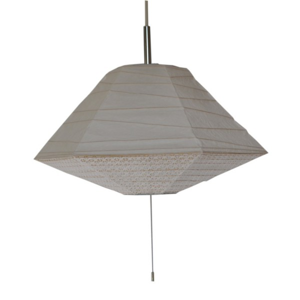 【送料無料】 和風デザイン照明 六角形ペンダントライト 6~8畳相当のお部屋におすすめ