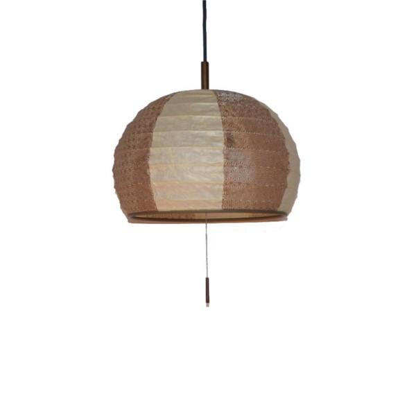 【送料無料】 和風デザイン照明 和紙のシェードのペンダントライト 8畳くらいのお部屋におすすめ