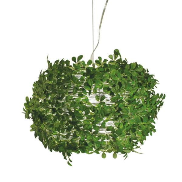 【送料無料】観葉植物のシェードのナチュラルデザイン 100wのペンダントライト