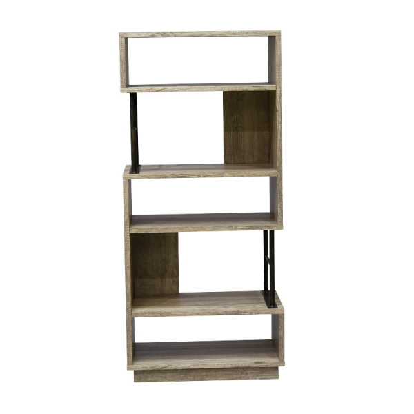 【送料無料】  インダストリアルデザイン 古材とスチールの組み合わせがかっこいい収納家具 オープンラック 幅60