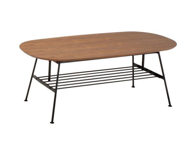 【送料無料】 インダストリアルデザイン 天板高さを調整できるセンターテーブル