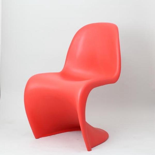 【送料無料】 デザイナーズ家具 ヴェルナー・パントン スタッキングチェア ミッドセンチュリのデザイン パントンチェア