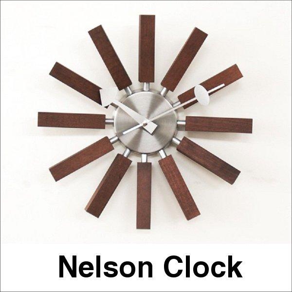 ザイナーズ 掛け時計 ネルソン インスパイアクロック