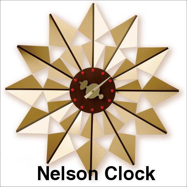 デザイナーズ 掛け時計 ネルソン バタフライクロック